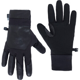 The North Face M's Etip Leather Gloves Tnf Black